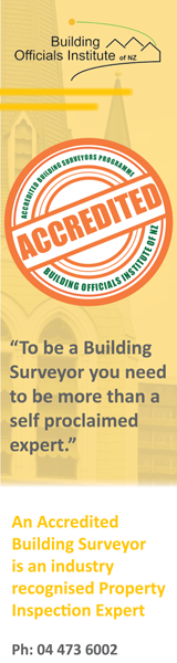 Accredited Building Surveyors Programme